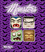 Monsters Icons PNG by silly-luv