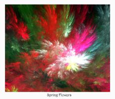 Spring Flowers by kaiack