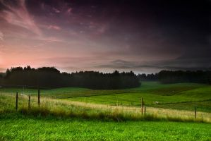 Bavaria morning IV by mutrus