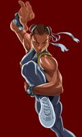 Chun Li Revisited by jmont