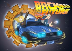 Back To The Future by Toonlancer