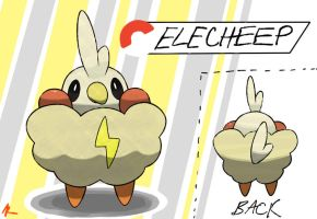 Chick Fakemon by TRspicy