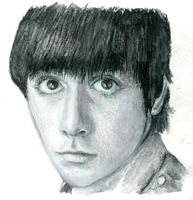 Keith Moon by Clockinthesky