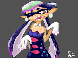 Splatoon Callie by Hipoisthabest