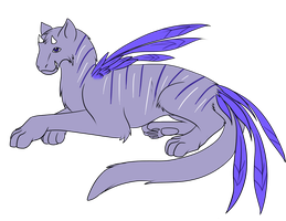 FurryPantherAdopts: Feather by Leland-Adopts