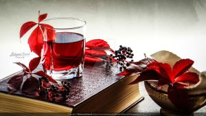 Hibiscus juice by MohannadQassab
