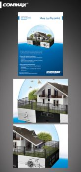 Commax Flyer by AhmedNassar