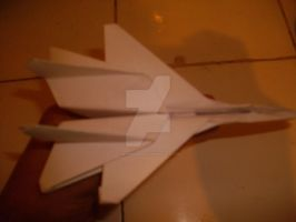 origami F15 fighter by TwiixKiinder