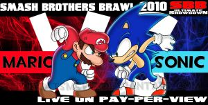 Smash Brothers UFC Brawl by thecatsmewz
