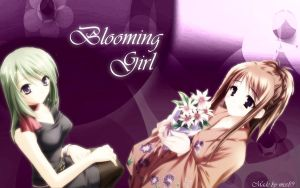 Blooming girls by miss-anita