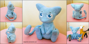 PKMN: Shiny Mew by yingmakes