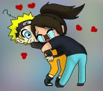 I LOVE NARUTO by sozine2