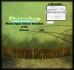 Spot Water Effect PS by FrostBo