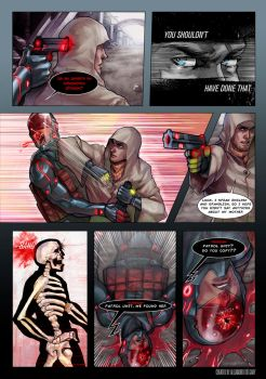 Dead Eye Syndrome: Pag 8 by AbsolumTerror