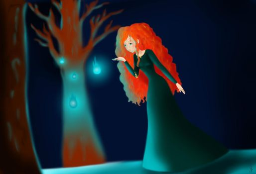 Merida by etteleen