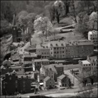 Harpers Ferry by aponom