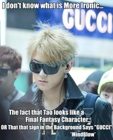 Tao Ironic MACRO by dancingdots