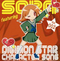 Digimon Star Song vol.2 by JinZhan