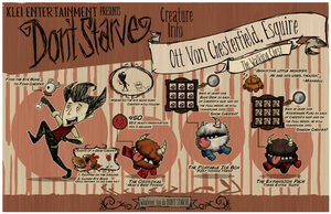 Don't Starve-Chester by MedicApprentice