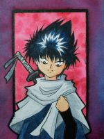 ACEO - The Damned Child by ferchanyouko
