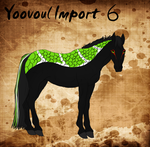 Yoovoul Import 6 - for myself by TuttibirdArts