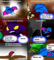 Spike's life page 1 by ShadowtailsDerol