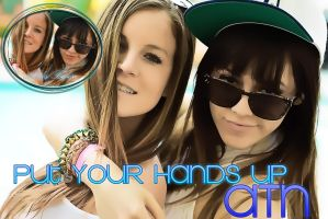 Put yor hands UP- Atn by BeautifulEditions94