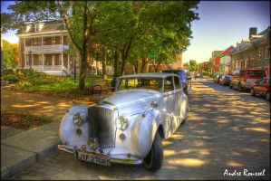 The Limousine by bellocqa