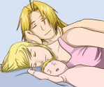 Elric Family by Perfectlykawaii93