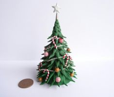 Miniature Christmas Tree by shandoraleah