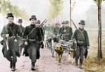 WW1 Belgian troops colorized by OldHank