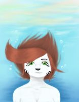 under water by LexieUrban