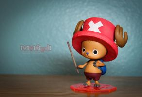 Chopper: Ready for Adventure! by iViViFiED