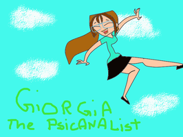 Giorgia the psicanalist- TD by sognatrice94