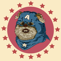 CAPTAIN AMEREWOK by b-dangerous