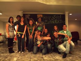 St. Patrick's day Party by Scipio164
