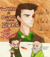 The Mystery behind Zukos Date by strangesheelf