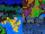 16 RPG tile collage by weremole