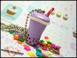 Taro Bubble Tea by GrandmaThunderpants