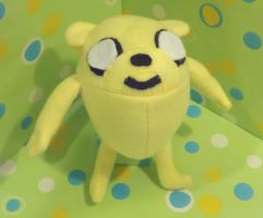 Adventure Time Baby Jake Plush by SowCrazy