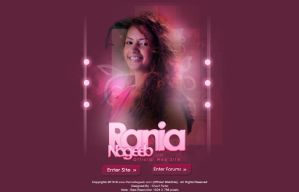 Rania Nagib WEBSITE Intro by ShekOo