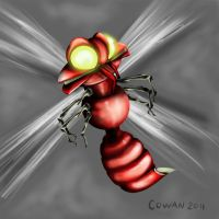 The Wasp by Keith0186