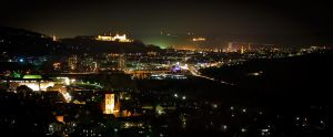 Wuerzburg by night by JimP4nsen