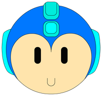 Mega Man by Doctor-G