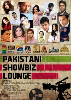 Pakistani showbiz lounge by bilalstunning