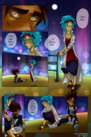 DBZ - Luck is in Soul at home - Luck 1 Page 20 by RedViolett