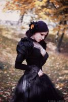 memories of autumn day by VictoriaMorphine