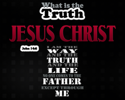 Jesus is the only way by Christsaves