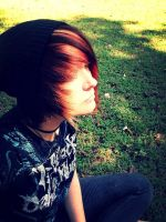 very bright out .-. by sam13gidget