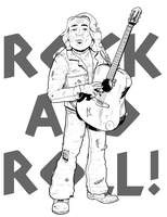 rock'n'roll is alive by NL0rd